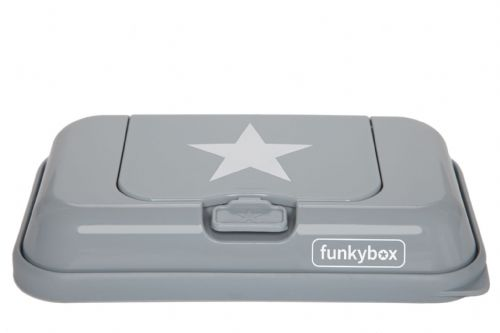 Funkybox To Go - Grey Stars